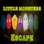 8b Little Monsters Escape Walkthrough