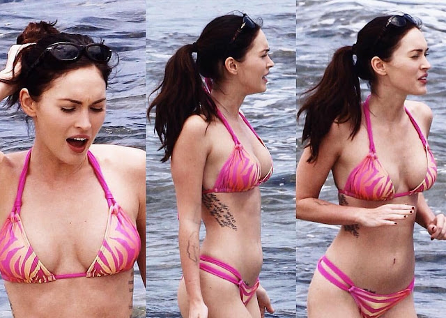 Megan Fox is Sexiest Woman Alive