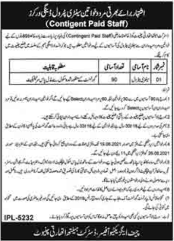 District Health Authority DHA Chiniot  Latest Jobs 2021