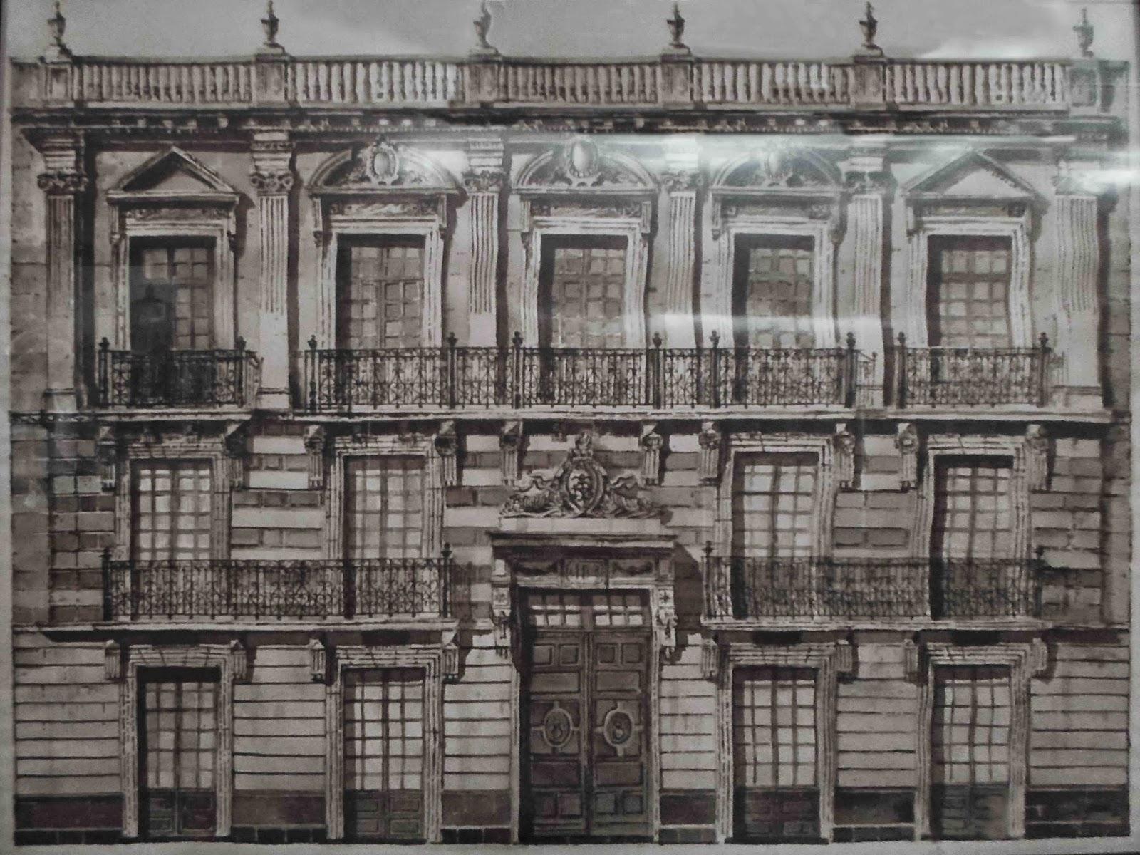 Grandes casas de m xico junio 2014 for Residencia torres de la alameda