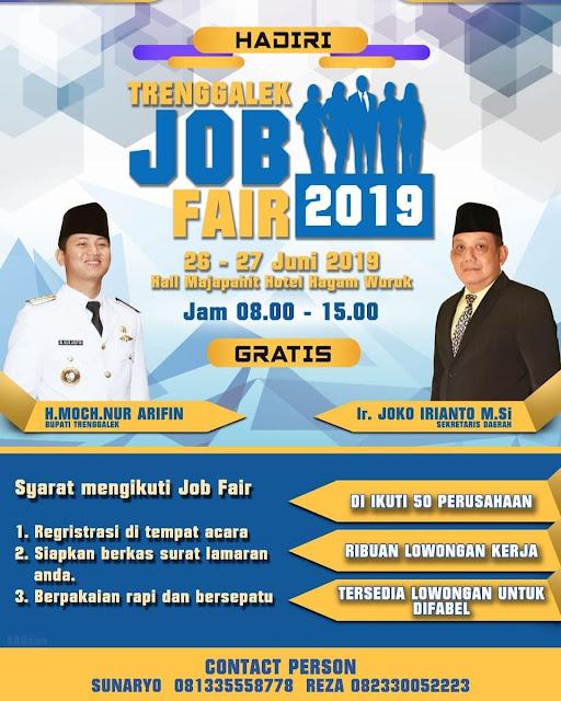 Job Fair Trenggalek