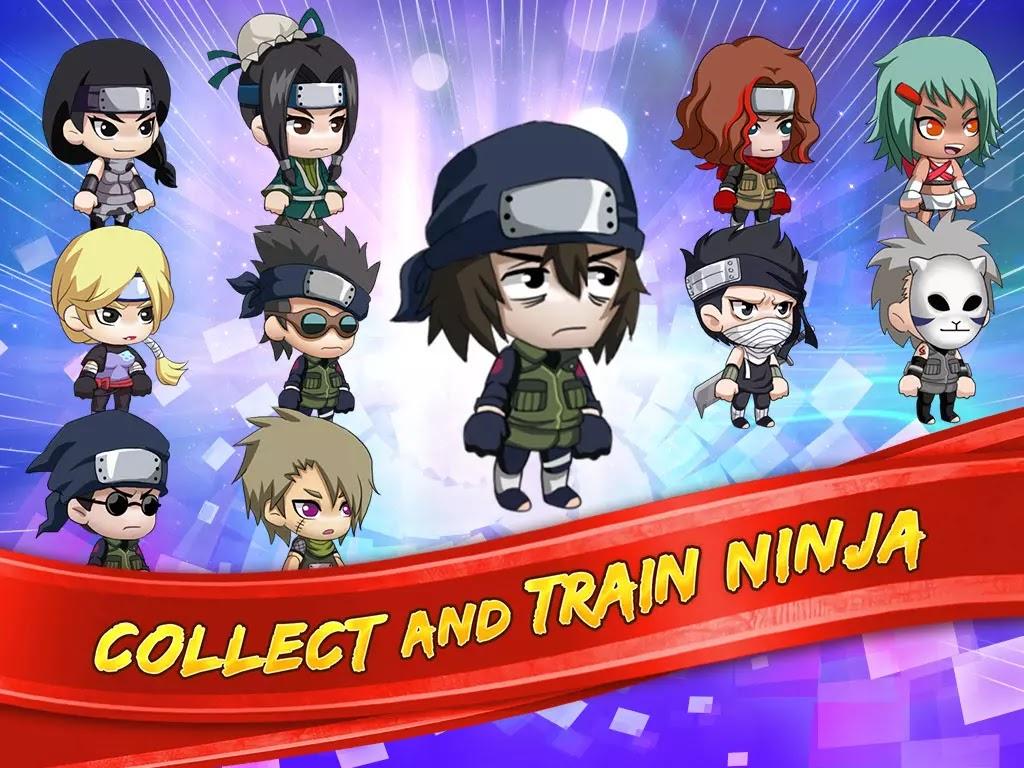 Cara Download Ninja Heroes Terbaru 2020 (Pengertian, Gameplay)