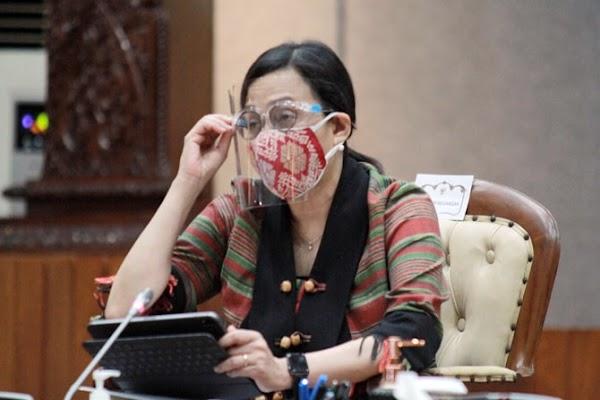 Copot Anak Buah Diduga Korupsi, Sri Mulyani: Untuk Memudahkan Pengusutan Oleh KPK