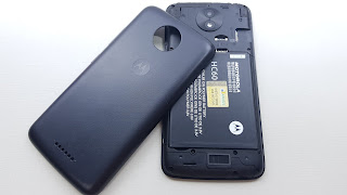 Flashing Moto C XT1726 Via RSD Lite Tool