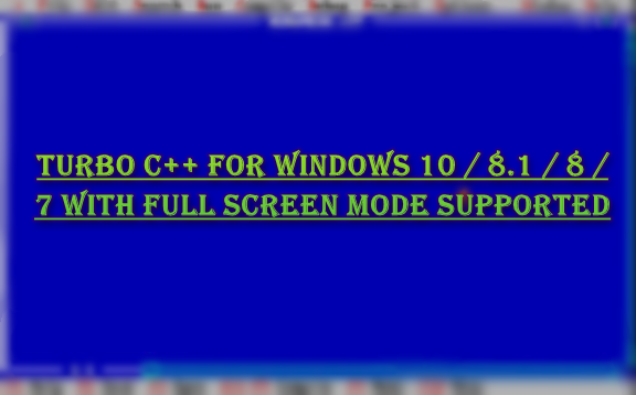 c c++  for windows 8
