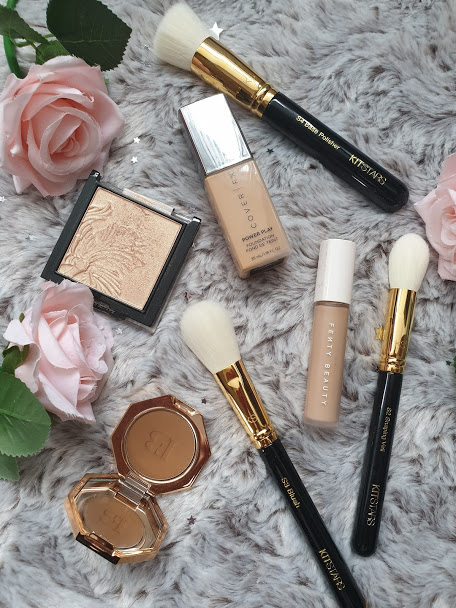 summer makeup oily skin
