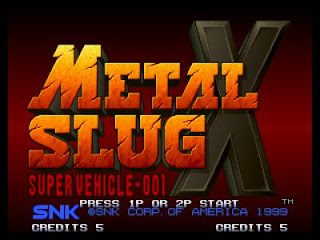 Metal Slug x Game Free Download Full Version For Pc