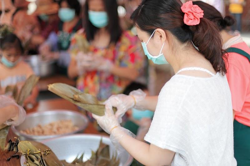 羅莊客家米食|龍騰活動中心|龍騰斷橋