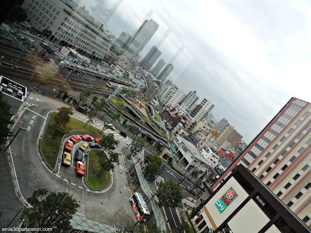 Vistas desde el Tokyo Soramachi