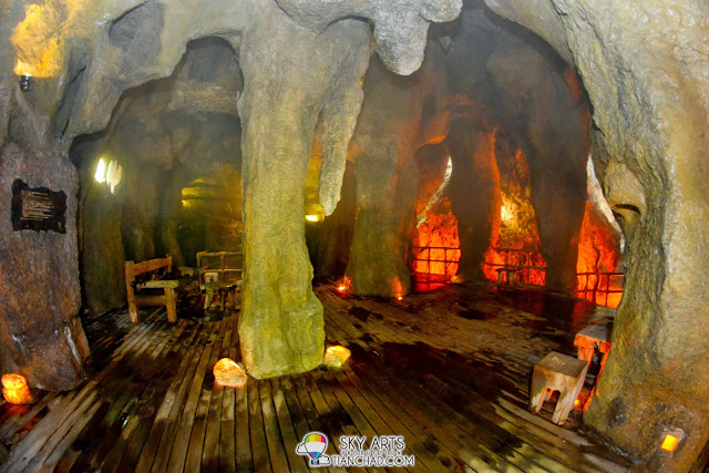 Thermal Steam Cave @ The Banjaran Hotsprings Retreat, Ipoh