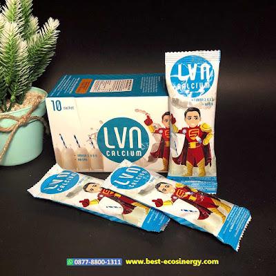 LVN Calcium Kedelai Asli PT. BEST