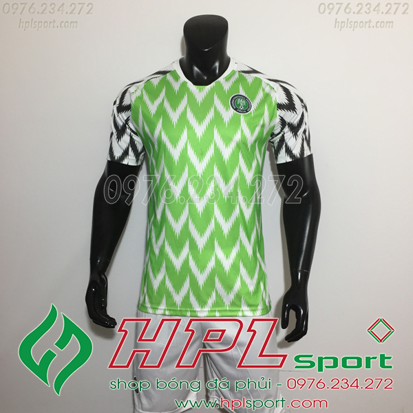 Áo  tuyển Nigieria WorldCup  2018