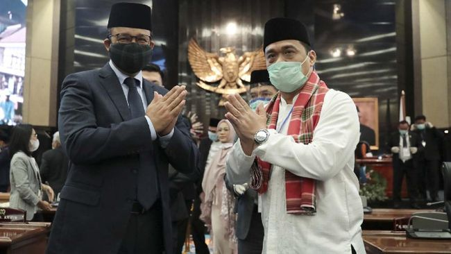 Wagub DKI: Saya dan Gubernur Anies Tak Butuh Buzzer!