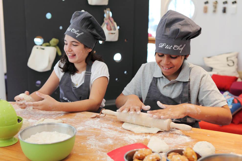 Cours de cuisine pour enfants cake l 39 atelier paris - Atelier de cuisine pour enfants ...