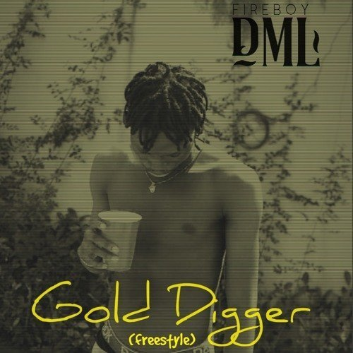 [Mp3] Fireboy DML - Gold Digger (Freestyle)