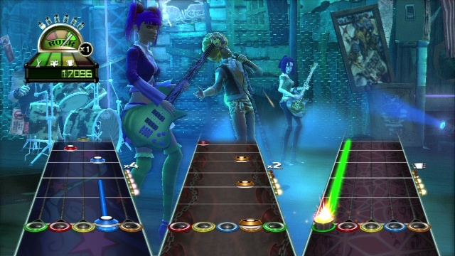 Download Game Guitar Hero World PC Games Gameplay