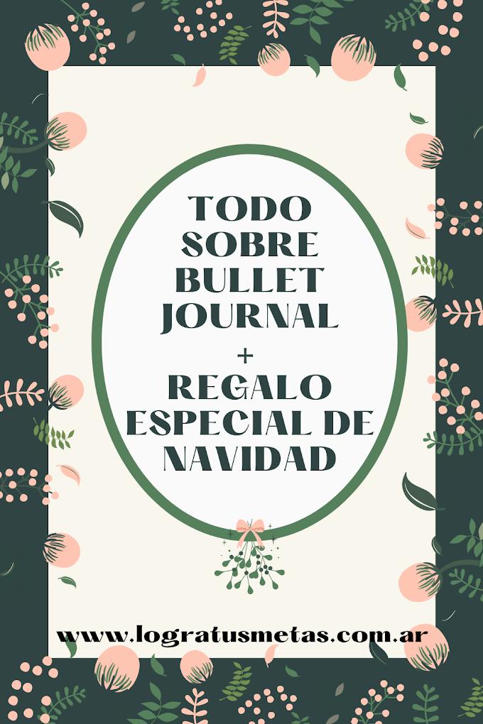 Bullet Journal: cómo y por qué hacerlo + Kit Bullet Journal para imprimir GRATIS