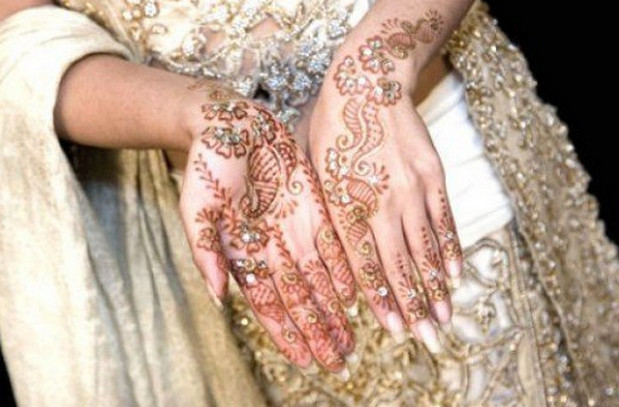 Henna Tattoo For Indian Wedding: Henna Tattoos And Traditions Of Hindu Wedding