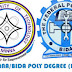 Admission notice:Fedral polytechnic bida in affiliation with Federal University of technology Minna.