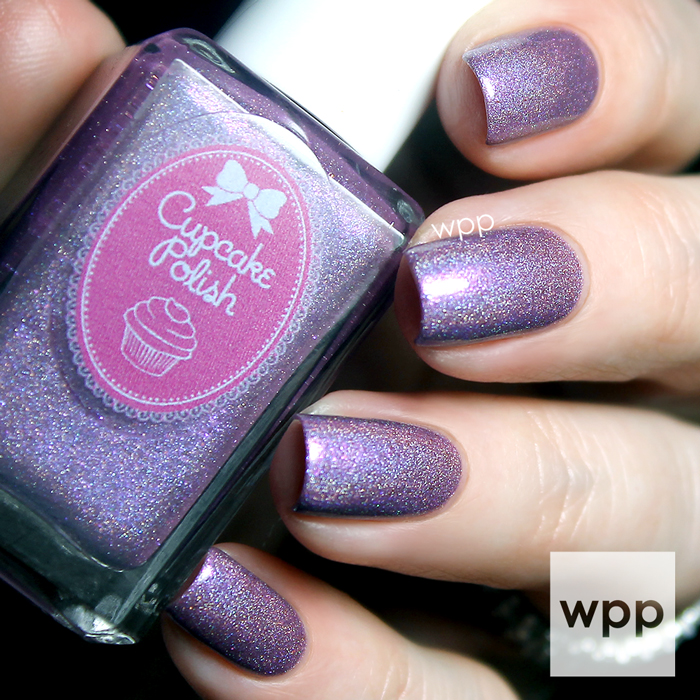 Cupcake Polish Trampled by a Shopping Cart