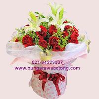 Bunga Valentine Spesial Mega Kuningan dan Setiabudi