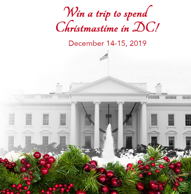 The NRCC wants you to enter one time for your chance to win a spectacular trip to spend your Christmas in our nations' capital, Washington, DC!