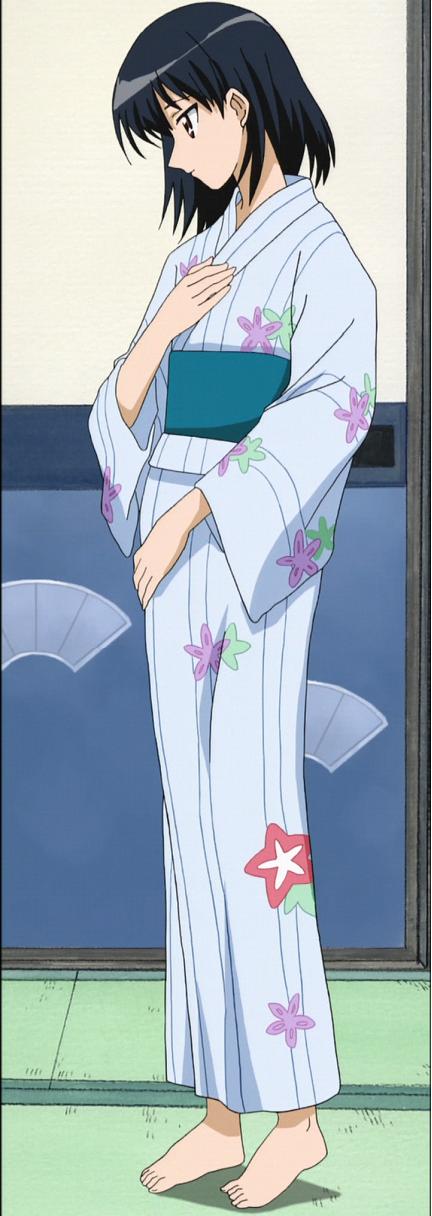 Anime Feet School Rumble Yakumo Tsukamoto