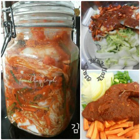 cara menyimpan kimchi