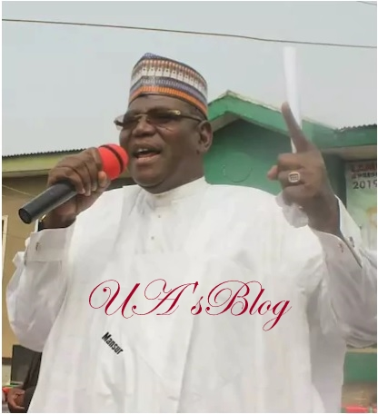 Lamido speaks on dumping PDP, having Obasanjo as godfather