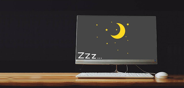 Menggunakan Mode Sleep Terlalu Lama Tanpa Dimatikan - Kebiasaan Sehari-Hari Yang Merusak Laptop