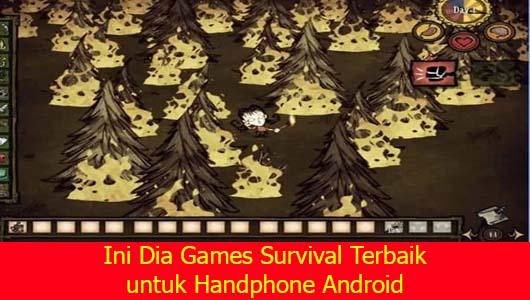 Ini Dia Games Survival Terbaik untuk Handphone Android