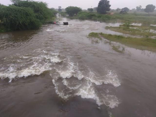 कान्होळा नदी : गावाचे वैभव हरपले! (Plight Of Kanhola River)