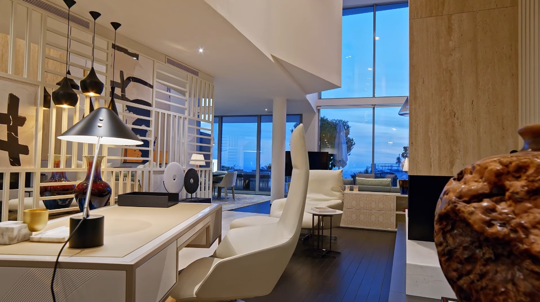 30 Interior Design Photos vs. Villa Altius 1 Marbella Luxury Townhome Tour