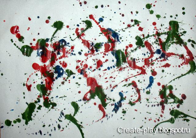 Paint balls