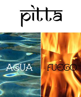 Pitta-Agua-Fuego