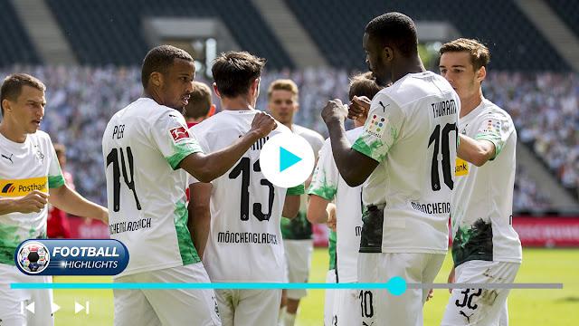 Borussia M'gladbach vs Union Berlin – Highlights