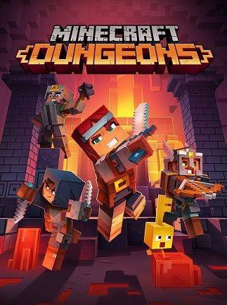 Minecraft Dungeons Torrent (PC)