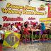 Jum'at Barokah, Warung Rame Rame Gratiskan Makan Yatim Piatu
