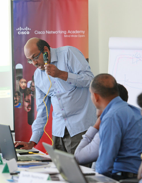 Cisco Networking Academy Instructor Forum - March, 2017