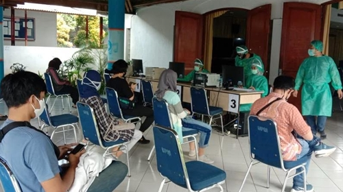 Universitas Paramadina Selenggarakan Vaksinasi Covid-19 Untuk Umum