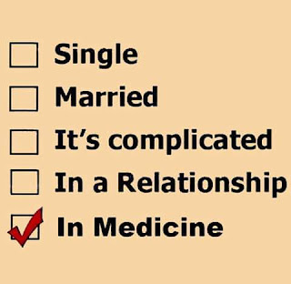 Funny pics - Relationship status of mbbs student