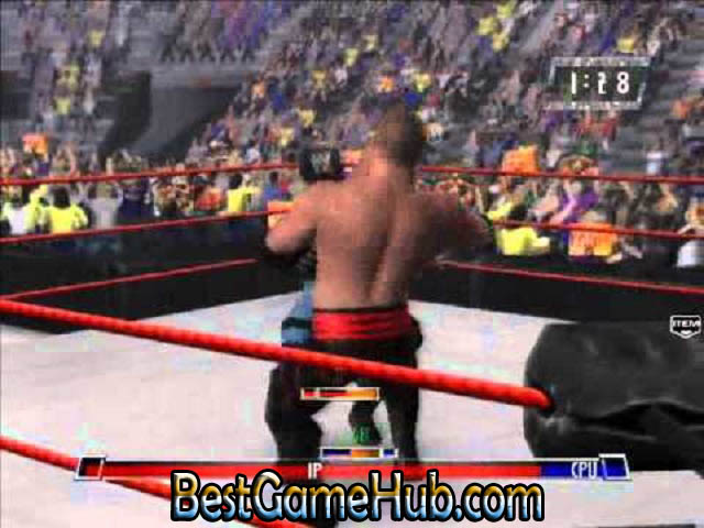 WWE RAW 2007 Compressed PC Repack Game Download