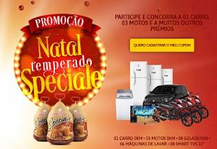 Promoção Natal Temperado Speciale Mauricéa