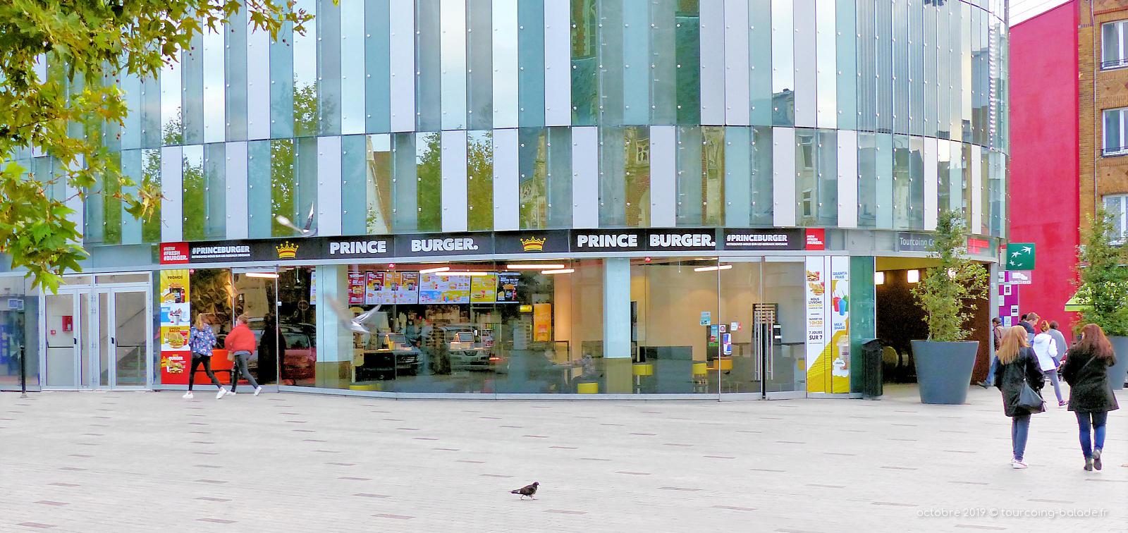 Prince Burger - Fast-Food Tourcoing Saint Christophe