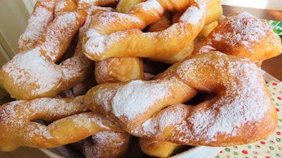 Domaći uštipci peksimeti mekike / Homemade Fried Dough