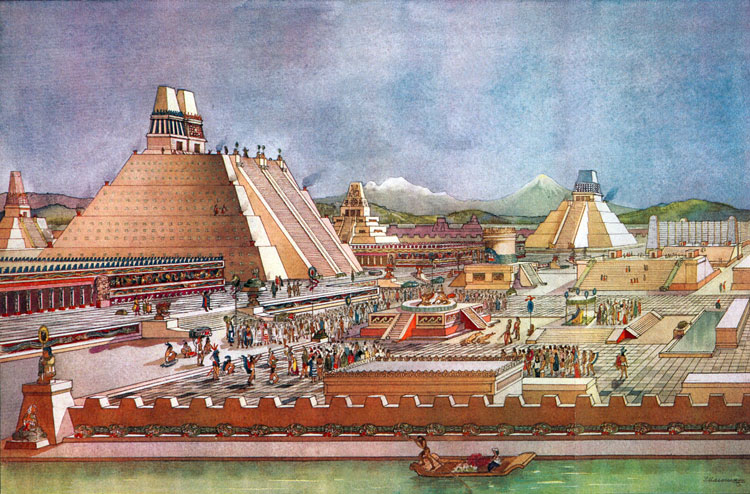 The Aztec Empire: History and Culture
