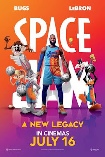Space Jam A New Legacy 2021 English 1080p WEBRip