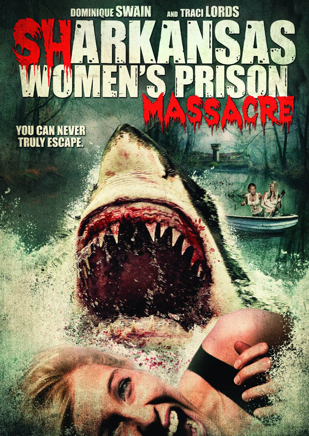 Sharkansas Womens Prison Massacre Legendado