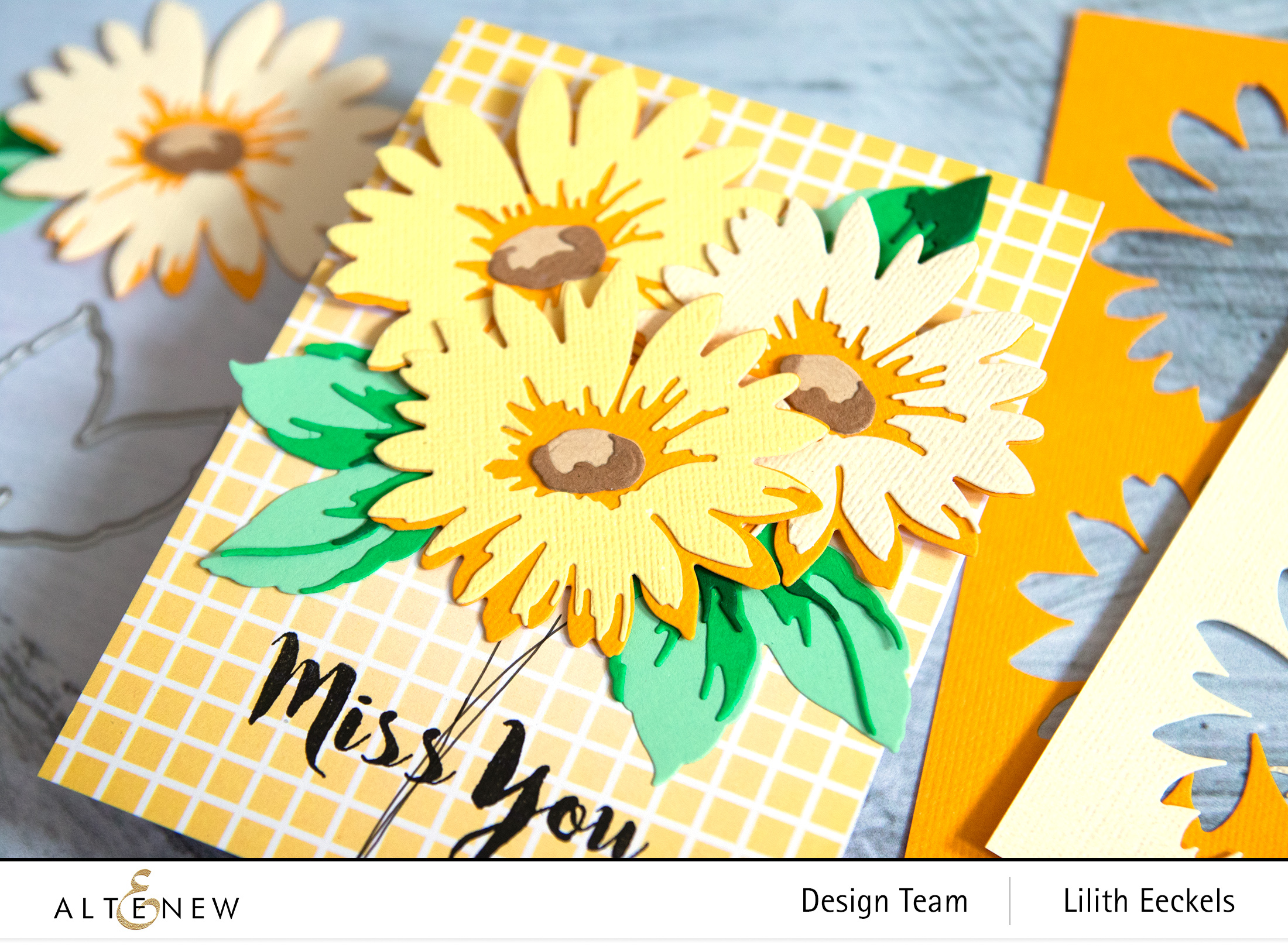 Craft A Flower Daisy: Lilith Eeckels
