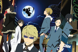 Durarara!! S4 Batch Subtitle Indonesia